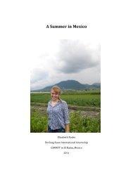 Elizabeth Roche - The World Food Prize