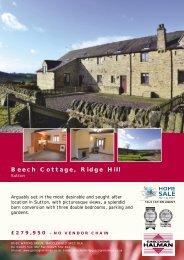 Beech Cottage, Ridge Hill