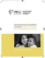les femmes fuyant la violence dans leurs relations ... - YWCA Canada