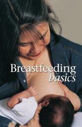 Breastfeeding basics Breastfeeding basics - South West Health