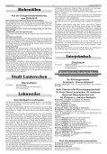 Amtsblatt KW 42 - Verbandsgemeinde Lauterecken - Page 7