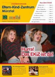 Das EKiZ ist da! - Familienakademie der Kinderfreunde Steiermark