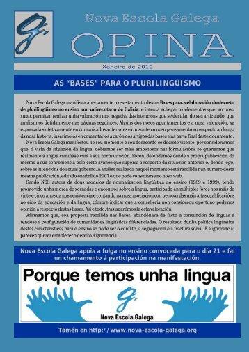 Estudo comparativo dos Decretos 247/1995, 124/2007 e o borrador ...
