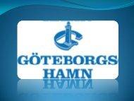 Somers hamnprojekt - Göteborgs hamn