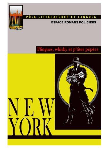 Brochure RP New York - Médiathèque Jacques BAUMEL