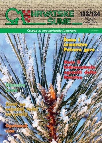 Bambus – div među travama - Hrvatske šume