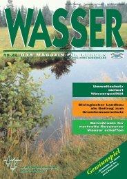 Gewinnspiel - Wasserleitungsverband Nördliches Burgenland