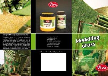 Modelling Grass - Kreativni hobi
