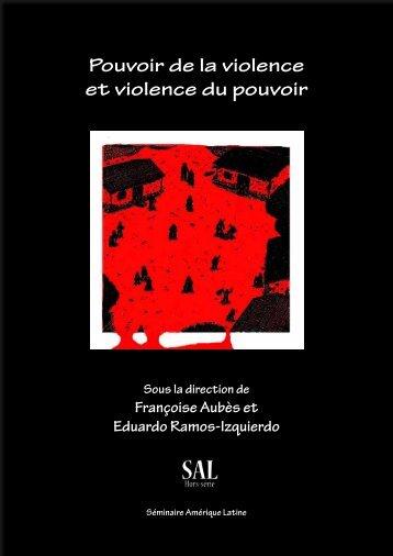 Pouvoir de la violence et violence du pouvoir - Centre de ...