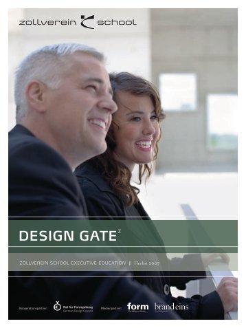 DESIGN GATE Z - Arcade