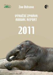 výroční zpráva 2011 - Zoo Ostrava