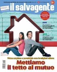 Il Salvagente n° 6 - Modenacinquestelle.it