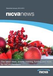 nicvanews December/January 2012-2013