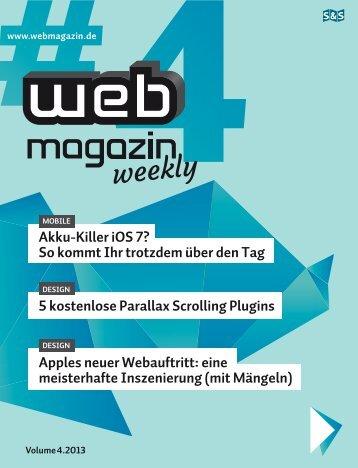 Download PDF - WebMagazin