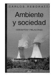 REBORATTI Ambiente y Sociedad - Páginas Personales UNAM
