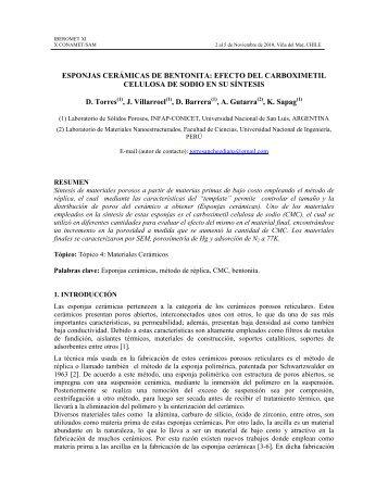 Torres, D., J. Villarroel, D. Barrera, A. Gutarra, K. Sapag. 2010.
