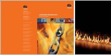 CAPATHERM BRANDSCHUTZ - Synthesa