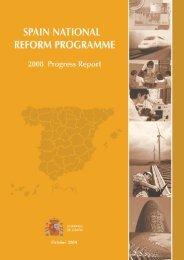 National Reform Programme Spain 2008-2010 - European ...
