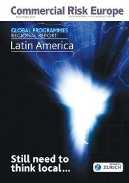 Latin America - European Risk Insurance Management News ...