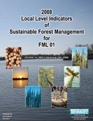 Criterion 1: - Manitoba Model Forest Inc.