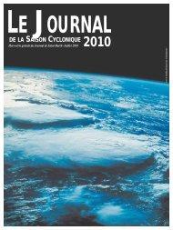 DE LA SAISON CYCLONIQUE 2010 - Journal de Saint Barth