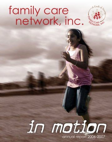 2007 - The Family Care Network