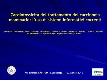 l'uso di sistemi informativi correnti - Associazione Italiana Registri ...