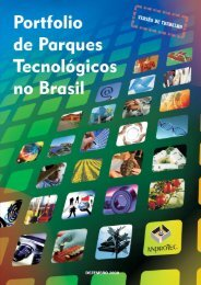 Portfolio de Parques Tecnológicos no Brasil - Anprotec