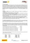 reglement provisoire twingo r1 swiss trophy 2012 - Deviens ... - Page 3