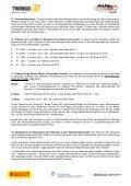 reglement provisoire twingo r1 swiss trophy 2012 - Deviens ... - Page 4