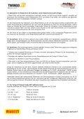 reglement provisoire twingo r1 swiss trophy 2012 - Deviens ... - Page 5
