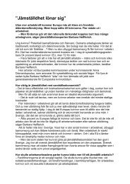 Publicerad i Jobben, maj/juni 2002. - neij.se