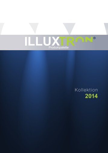 Illuxtron Produktkatalog 2014