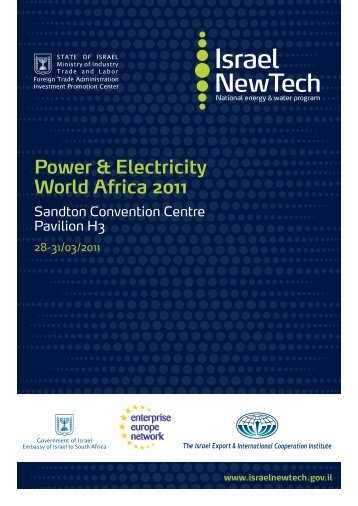 Power & Electricity World Africa 2011