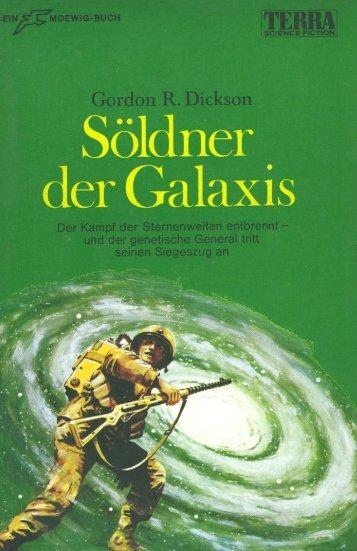 TTB 177 - Dickson, Gordon R - Söldner der Galaxis