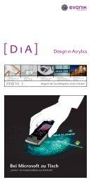 Bei Microsoft zu Tisch [Dl A] Deslgn ln Acryllcs - Plexiglas