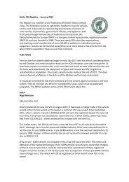 Registro Ricambio - January - Alfa Romeo Owners Club