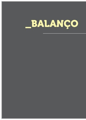 balanço anprot - Anprotec