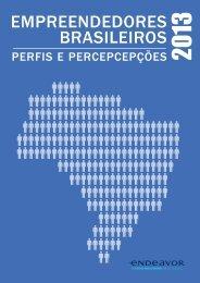 Empreendedores Brasileiros - Perfis e Percepções - Sebrae