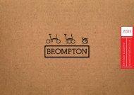 2013 - Brompton Bicycle