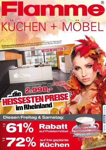 Lack Hochglanz - Flamme Möbel Köln