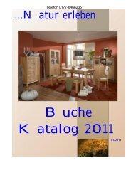 Buche Katalog 2011
