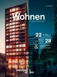 IN DER EUROPAALLEE - Graber Pulver Architekten AG