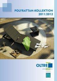 polyrattan-KolleKtion 2011/2012