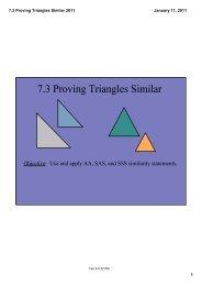 7.3 Proving Triangles Similar 2011.pdf