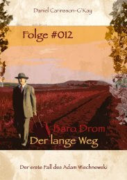 Der lange Weg – Folge #012 (PDF - Daniel Carinsson