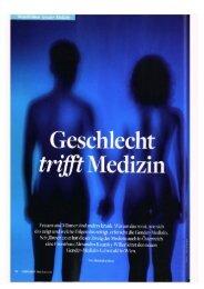 Geschlecht trifft Medizin - Österreichische Gesellschaft für ...