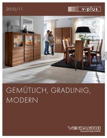 GEMÃœTLICH, GRADLINIG, MODERN - Housing Units