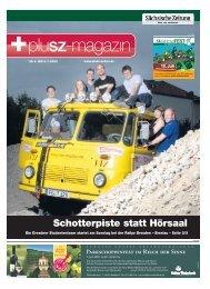 Schätze der Freiheit - Sächsische Zeitung