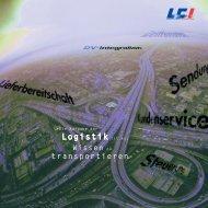 Logistik- Leitstand - Westfracht Spezialverkehre International GmbH
